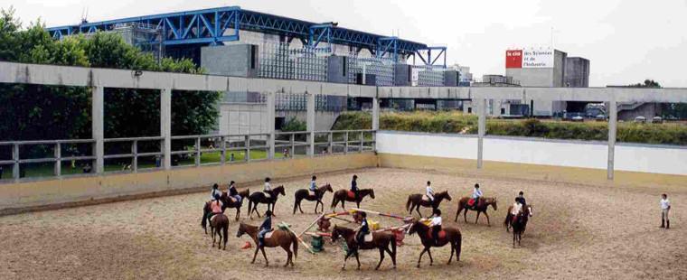 Poney club centre questre de la villette - Centre equestre jardin acclimatation ...